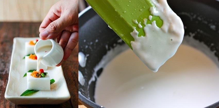 Cách làm nước cốt dừa sánh mịn béo ngậy thơm ngon tại nhà