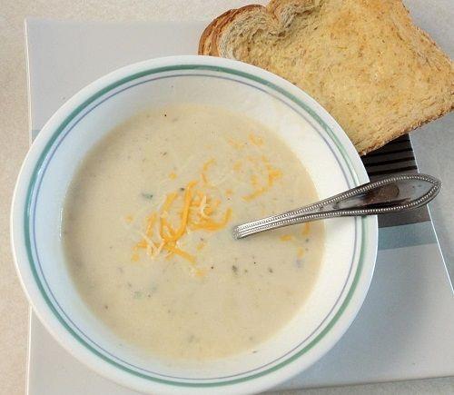 cách làm súp kem khoai tây 8 cách làm súp kem khoai tây Súp kem khoai tây thơm ngon- món tráng miệng siêu dinh dưỡng cach lam sup kem khoai tay cho bua sang dinh duong 9