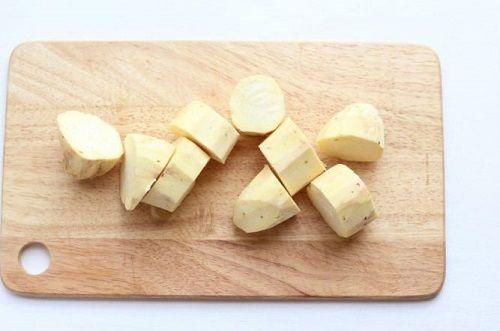 cách làm súp khoai lang phomai 5 cách làm súp khoai lang phomai Súp khoai lang phomai đầy dinh dưỡng cho bữa sáng tràn đầy năng lượng cach lam sup khoai lang phomai dinh duong cho bua sang 2