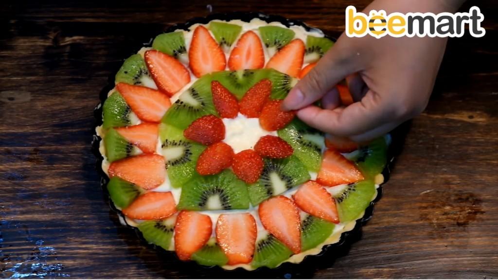 công thức bánh tart 5 công thức bánh tart Công thức bánh tart phô mai béo ngậy dễ nghiện ngon không cưỡng được cong thuc banh tart 5