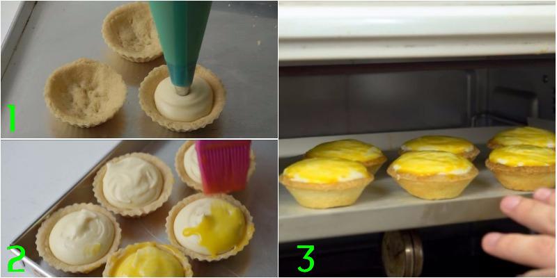 công thức bánh tart phô mai 1 công thức bánh tart Công thức bánh tart phô mai béo ngậy dễ nghiện ngon không cưỡng được cong thuc banh tart phomai 2