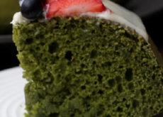 công thức bánh trà xanh nồi cơm điện 5