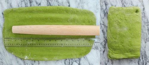 cách làm bánh sừng bò trà xanh 5 cách làm bánh sừng bò trà xanh Độc đáo với cách làm bánh sừng bò trà xanh thơm lừng gian bếp doc dao voi cach lam banh sung bo tra xanh thom lung gian bep 5