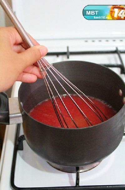 cách làm kẹo 5 cách làm kẹo dẻo Cách làm kẹo dẻo trái tim hồng trong vòng 3 nốt nhạc huong dan lam keo dau deo cho valentine trang ngot ngao 5