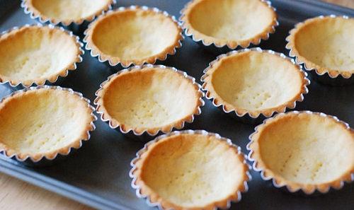 cách làm bánh tart phô mai việt quất 2