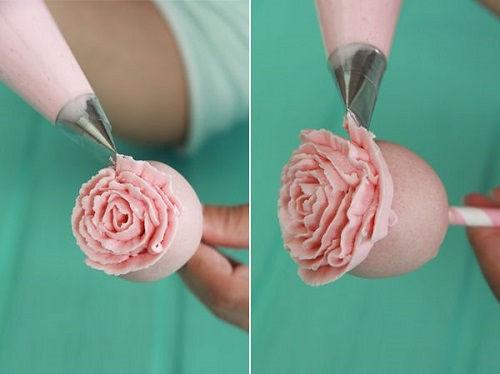cách làm cakepop hoa hồng 3 cách làm cakepop hoa hồng Mê mẩn với cách làm cakepop hoa hồng tặng mẹ ngày 8/3 me man voi cach lam cakepop hoa hong tang me ngay 83 3