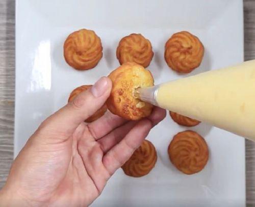cách làm bánh su kem 9