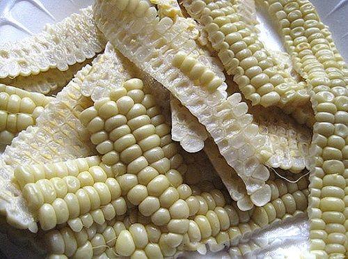 cách làm chè bắp đậu xanh nước cốt dừa 6