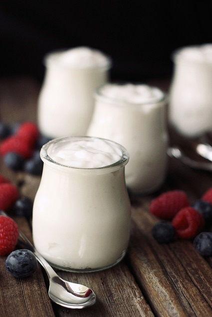 cách làm sữa chua sữa dừa 4 cách làm sữa chua sữa dừa Cách làm sữa chua sữa dừa lạ mà ngon chào mùa hè mới cach lam sua chua sua dua la ma ngon chao mua he moi 4