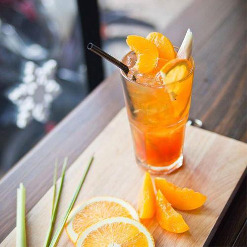 cách làm trà đào cam sả cách làm trà đào cam sả Cách làm trà đào cam sả tại nhà thơm ngon chuẩn ngoài hàng tr       o cam s