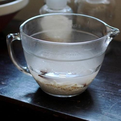 cách làm sữa gạo horchata 2
