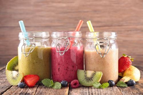 Các loại đồ uống hot nhất mùa hè