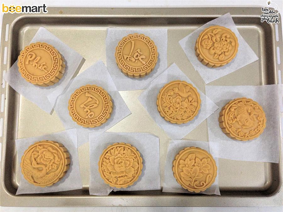 cách làm bánh nướng 4 cách làm bánh nướng Cách làm bánh nướng đơn giản ai cũng làm được cach lam banh nuong 4