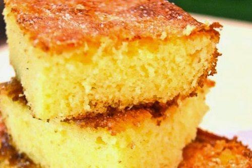 Cách làm bánh quy ngô vàng cực dinh dưỡng thơm ngon