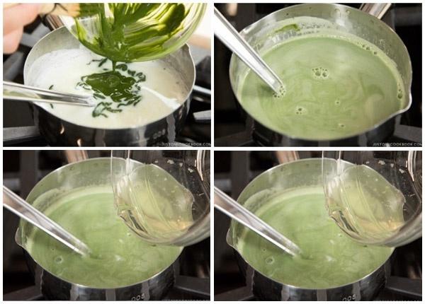 Cách làm thạch pudding trà xanh thanh mát cho ngày hè-5 cách làm thạch pudding Cách làm thạch pudding trà xanh thanh mát cho ngày hè cach lam thach pudding tra xanh thanh mat cho ngay he 45