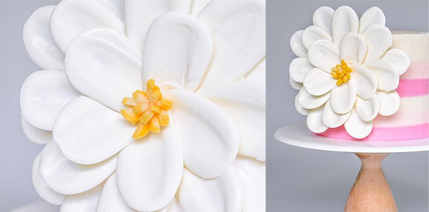 Cách làm hoa chocolate vô cùng đơn giản trang trí bánh kem-54 cách làm hoa chocolate Cách làm hoa chocolate trang trí bánh kem đơn giản đến không ngờ Cach lam hoa chocolate trang tri banh kem 53