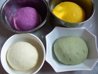 Cách làm bánh bao cầu vồng hút mắt bằng những nguyên liệu tự nhiên-6 cách làm bánh bao cầu vồng Cách làm bánh bao cầu vồng hút mắt bằng những nguyên liệu tự nhiên cach lam banh bao cau vong hut mat tu nhung nguyen lieu tu nhien 8
