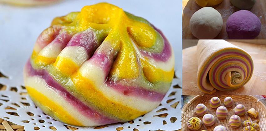 Cách làm bánh bao cầu vồng hút mắt bằng những nguyên liệu tự nhiên cách làm bánh bao cầu vồng Cách làm bánh bao cầu vồng hút mắt bằng những nguyên liệu tự nhiên cach lam banh bao cau vong hut mat tu nhung nguyen lieu tu nhien 82