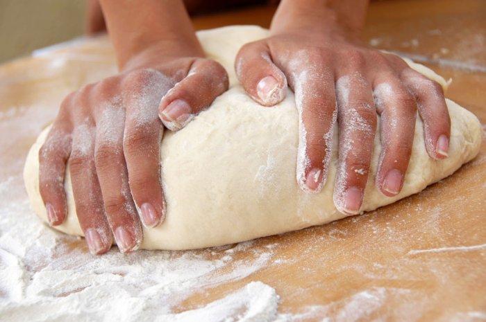 Cách làm bánh bao nấm ngon lạ mắt-1 cách làm bánh bao nấm Cách làm bánh bao nấm ngon lạ mắt cho bữa sáng gia đình cach lam banh bao nam la mat
