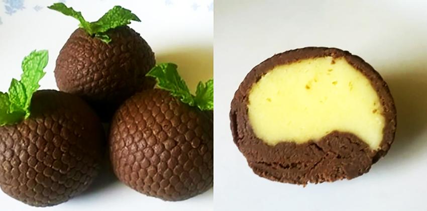 Cách làm bánh trái vải cực đơn giản trông như trái vải thật-7 cách làm bánh trái vải Cách làm bánh trái vải cực đơn giản nhìn như trái vải thật cach lam banh trai vai cuc don gian nhin nhu trai vai that 1