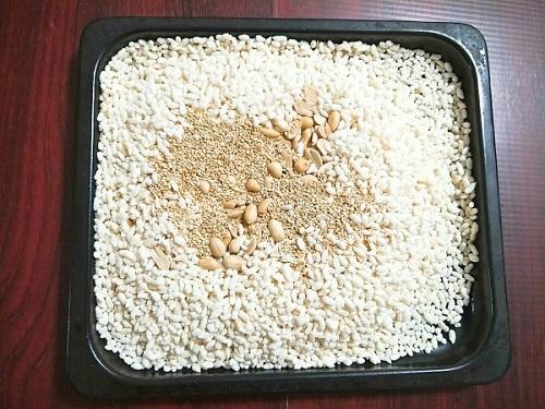 Cách làm bỏng gạo tại nhà