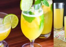 cách làm cocktail dứa chanh 1