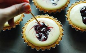 Cách làm tart hoa quả