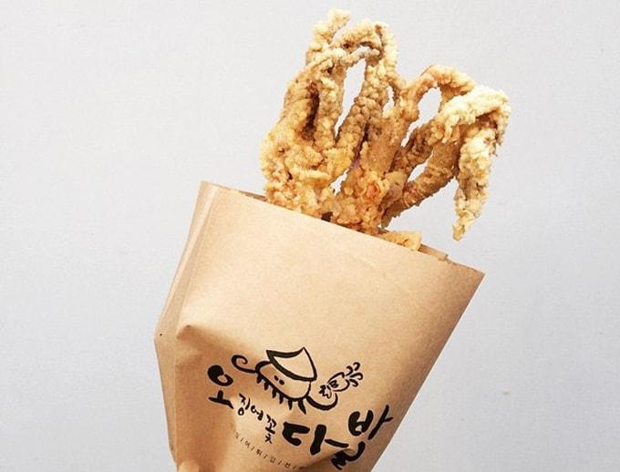 Danh sách các món ăn vặt Hàn Quốc không thể bỏ qua-6 các món ăn vặt hàn quốc 11 món ăn vặt không thể bỏ qua khi đến Hàn Quốc danh sach cac mon an vat khong the bo qua khi den voi xu so kim chi 6