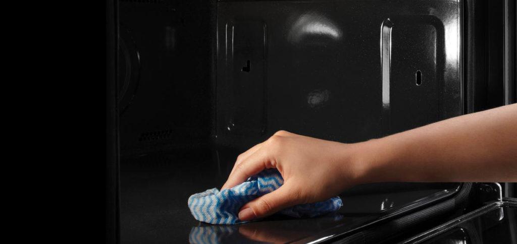 Lưu ý khi sử dụng lò nướng lần đầu tiên cách làm sạch lò nướng Mẹo làm sạch lò nướng đơn giản và hiệu quả nhất ve sinh lo nuong 1024x484