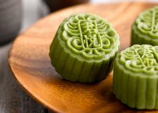 cách làm bánh trung thu trà xanh