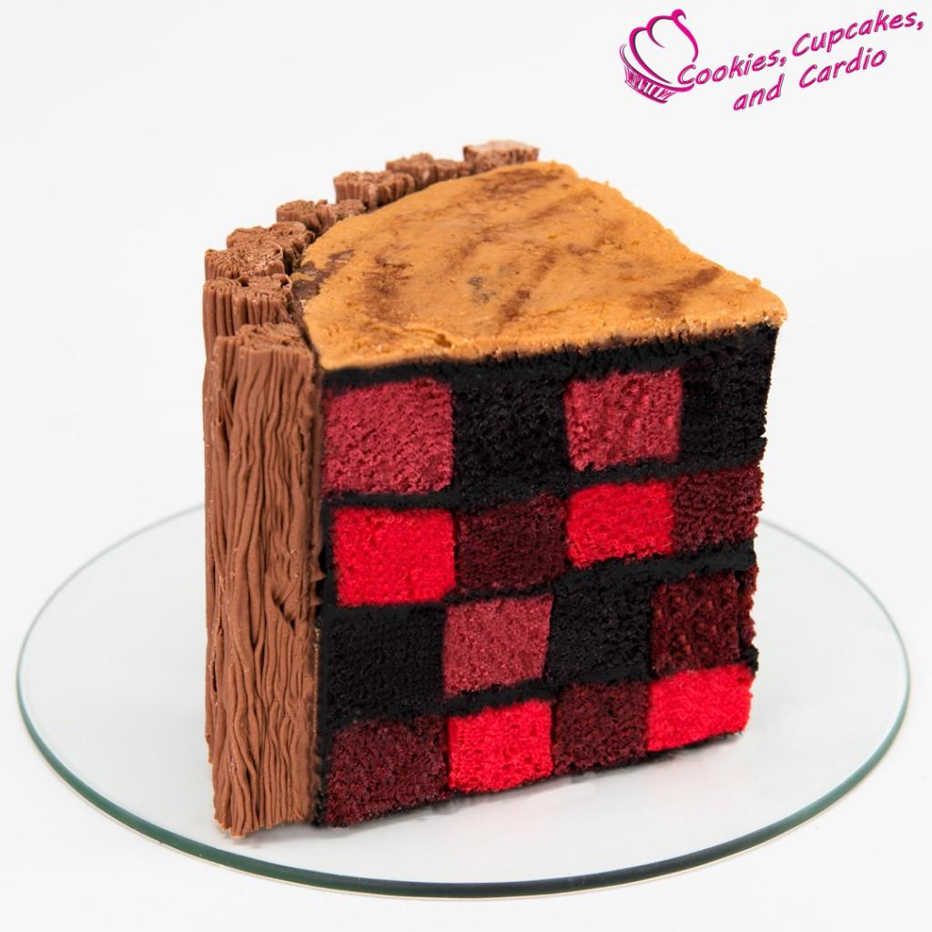 Cách làm bánh bánh gato kẻ caro siêu độc đáo-98 cách làm bánh gato kẻ caro Cách làm bánh gato kẻ caro siêu độc đáo cach lam banh gato ke caro sieu doc dao1