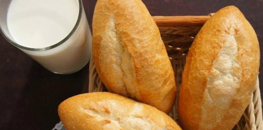 cách làm bánh mỳ Việt Nam cách làm bánh mỳ việt nam Cách làm bánh mỳ Việt Nam vỏ mỏng giòn tan cach lam banh my viet nam