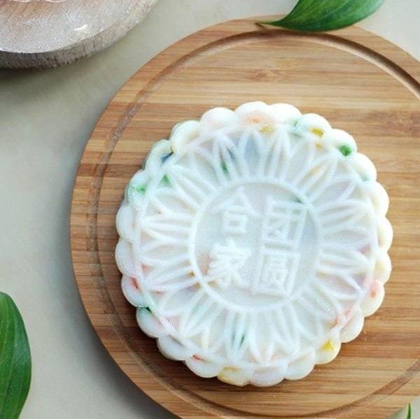 Cách làm bánh trung thu nhân đậu xanh-8