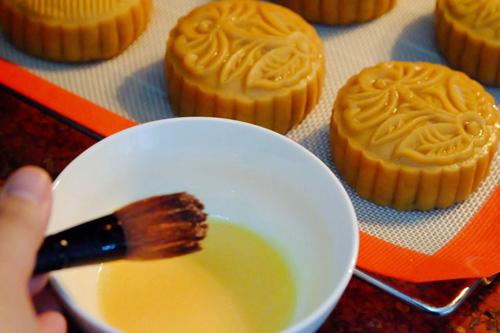 Cách làm bánh trung thu nhân đậu xanh-7