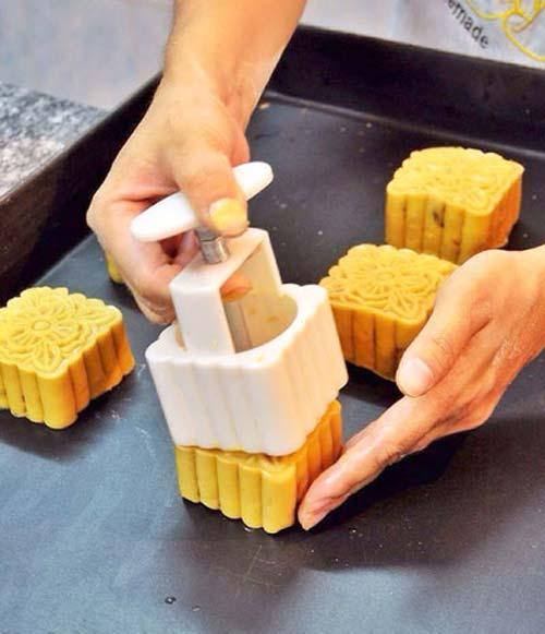 Cách làm bánh trung thu nhân đậu xanh-9