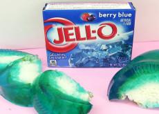 Độc lạ với cách làm bánh thạch jello việt quất xanh-89