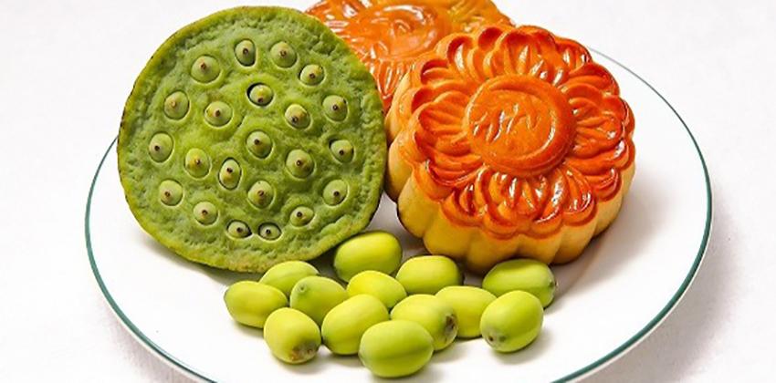 Học cách sên nhân hạt sen ngọt bùi cho bánh Trung thu
