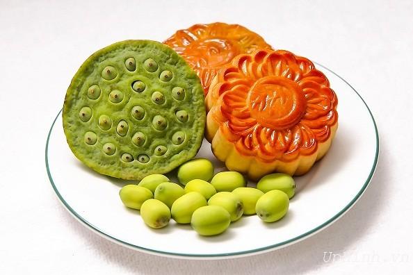 Học cách sên nhân hạt sen ngọt bùi cho bánh Trung thu-10
