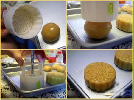 Cách làm bánh trung thu nhân thập cẩm chay ngon-3