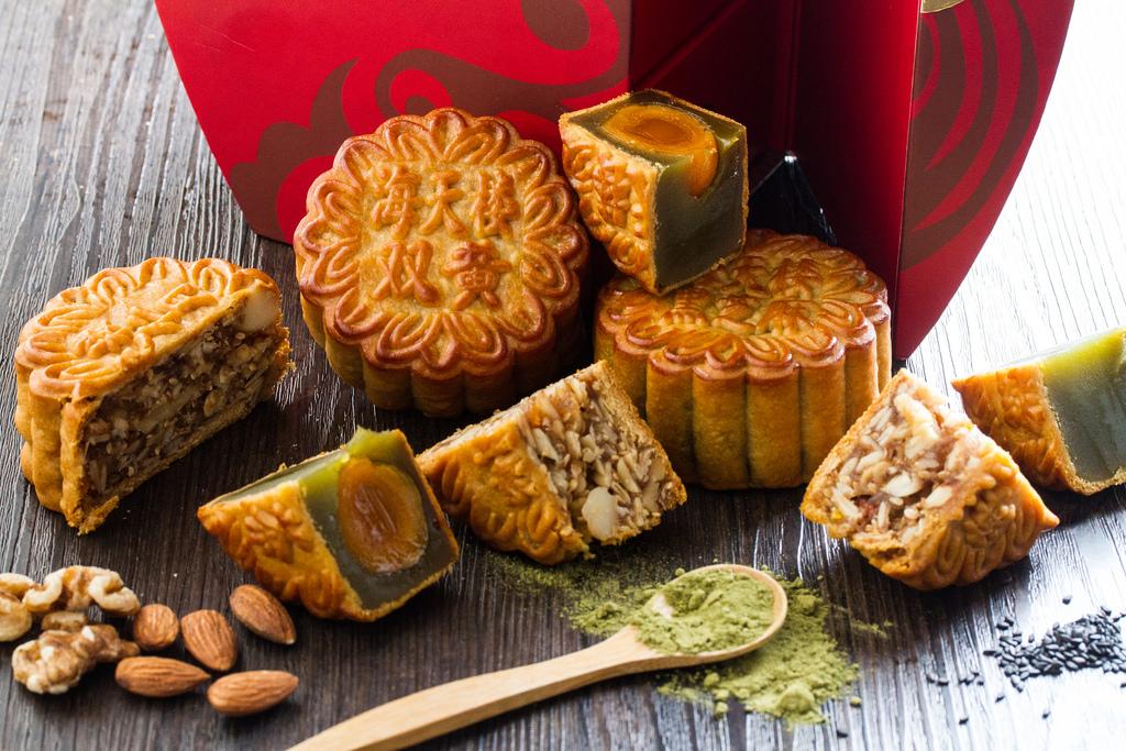 """""""Tất tần tật"""" cách làm bánh trung thu truyền thống-11 cách sên nhân chuối bánh trung thu Cách sên nhân chuối bánh Trung thu thơm lừng căn bếp b  nh n     ng miss tam chiak"""
