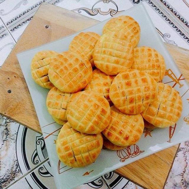 cách làm bánh dứa cách làm bánh dứa Cách làm bánh dứa Đài Loan vỏ mềm ăn hoài không ngấy cach lam banh dua