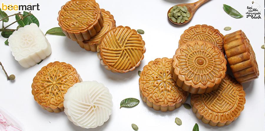 cách làm bánh nướng bánh dẻo 2 cách làm bánh nướng Cách làm bánh nướng, bánh dẻo Trung thu truyền thống cach lam banh nuong banh deo 2