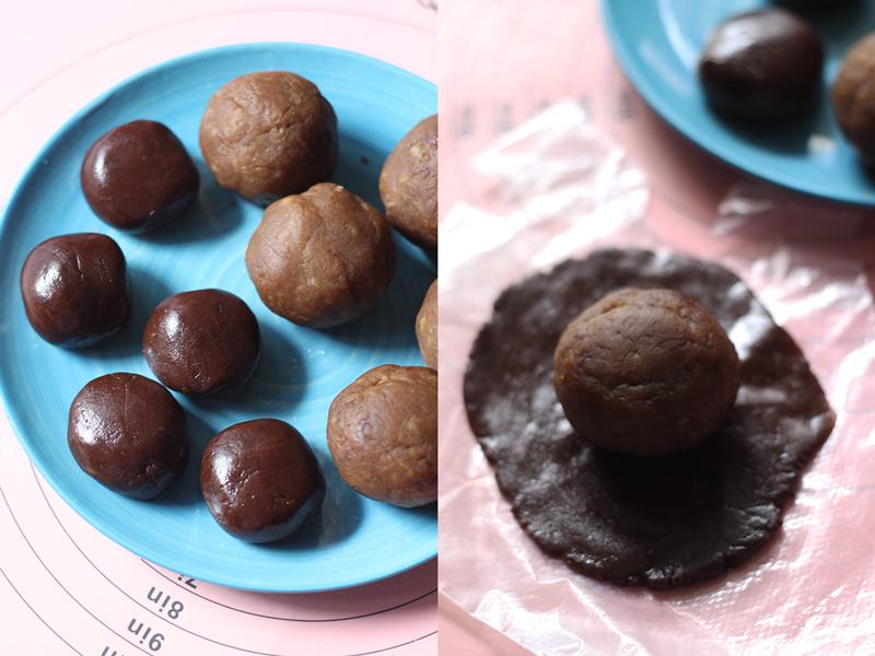 Cách làm bánh nướng trung thu lava chocolate đơn giản đến không ngờ-2 cách làm bánh nướng trung thu lava chocolate Cách làm bánh nướng Trung thu lava chocolate đơn giản đến không ngờ cach lam banh nuong trung thu lava chocolate don gian den khong ngo 4