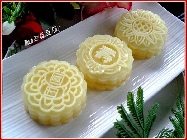 cach-lam-banh-trung-thu-rau-cau (5) cách làm bánh trung thu rau câu Cách làm bánh Trung thu rau câu sầu riêng thạch dừa ngon đến nao lòng cach lam banh trung thu rau cau 51