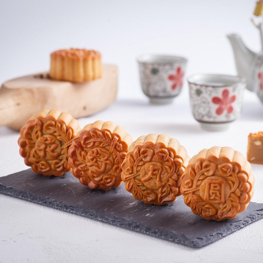Cách làm bánh Trung thu nhân dứa đậu xanh hương vị khác lạ-15 cách làm bánh trung thu nhân dứa Cách làm bánh Trung thu nhân dứa đậu xanh hương vị khác lạ cach sen nhan dua dau xanh cho banh Trung thu 10