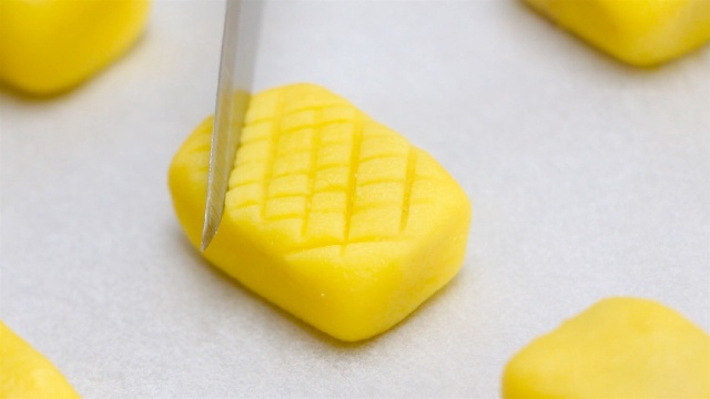 cách làm bánh dứa Cách làm bánh dứa Đài Loan vỏ mềm ăn hoài không ngấy t   o h  nh b  nh d   a