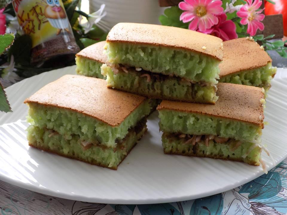 Các làm bánh bò xốp nước cốt dừa của Malaysia-874 cách làm bánh bò xốp nước cốt dừa Cách làm bánh bò xốp nước cốt dừa không cần lò Cach lam banh bo xop nuoc cot dua khong can lo 2