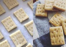 Cách làm bánh quy khoai tây không đường giàu dinh dưỡng cho trẻ nhỏ-34
