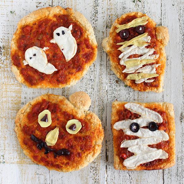 Cách làm pizza ma ngộ nghĩnh đón Halloween-67 cách làm pizza ma Cách làm pizza ma ngộ nghĩnh đón Halloween Cach lam pizza ma ngo nghinh don halloween