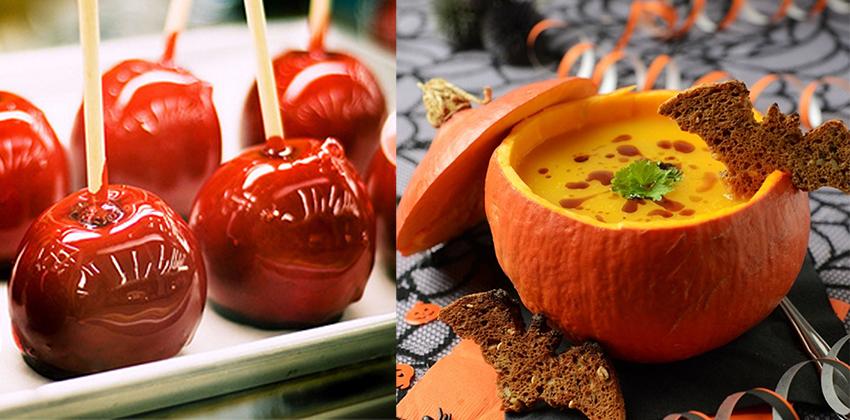 """Các món ăn truyền thống Halloween bạn sẽ thích mê-67 các món ăn truyền thống halloween Các món ăn truyền thống Halloween không thể """"chất"""" hơn cho bữa tiệc của bạn cac mon an truyen thong halloween 1"""